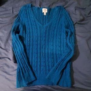 FINAL PRICE St. John's Bay Sweater